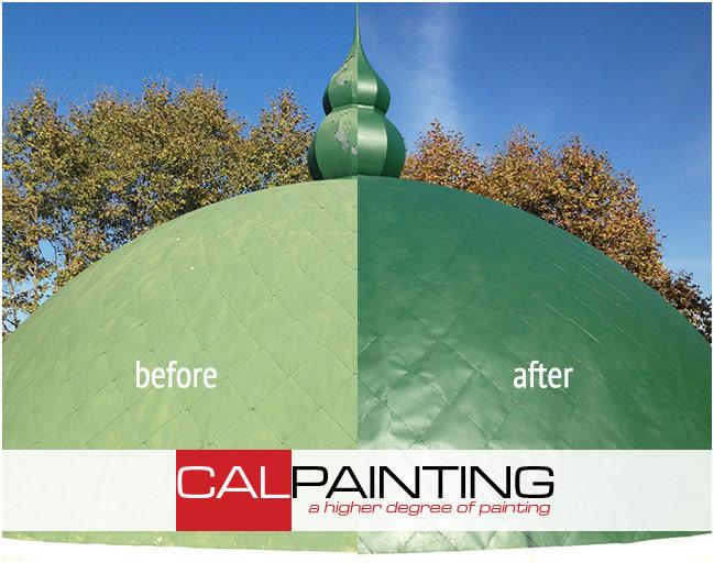 Calpainting Gallery